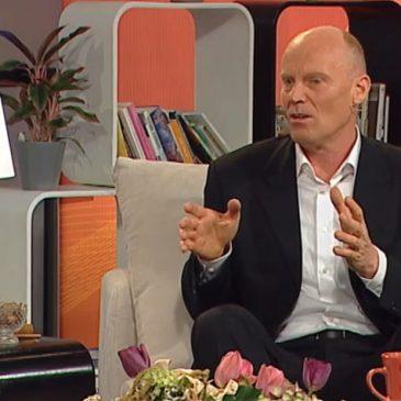 Intervju z Borisom Venetom v oddaji »Klepet ob kavi«
