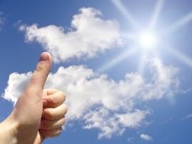 sonce-prst