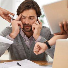 Zniževanje notranjega stresa v praksi (analiza delovnega mesta), 2. del