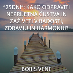 25 dni z Borisom Venetom